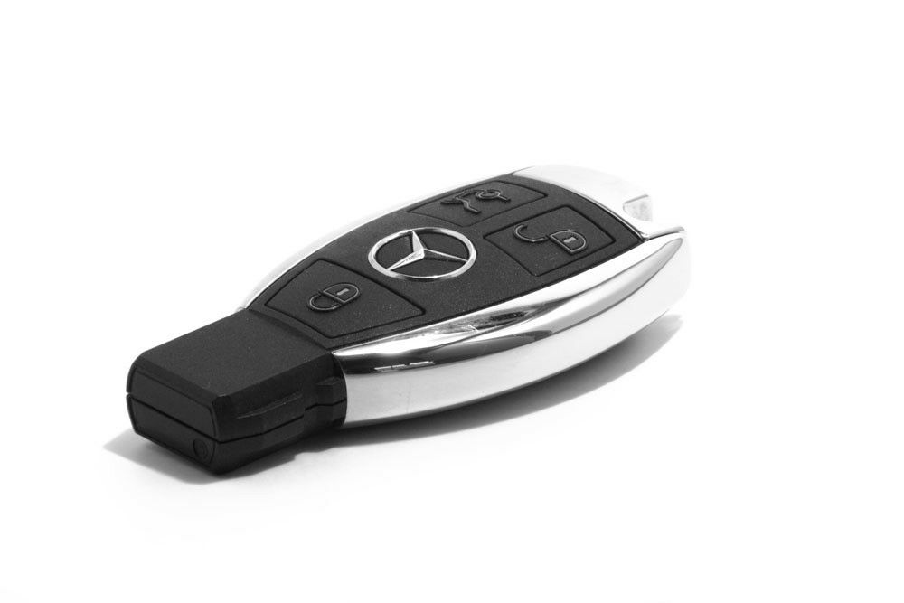 Original Mercedes Benz Spare Lost Key Replacement All Models Supported